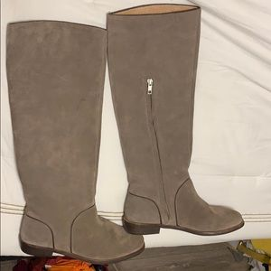 Ugg leather tall riding boots Daley